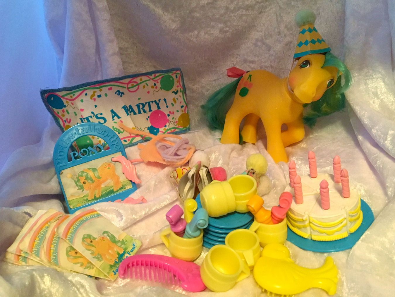 Birthday Playset