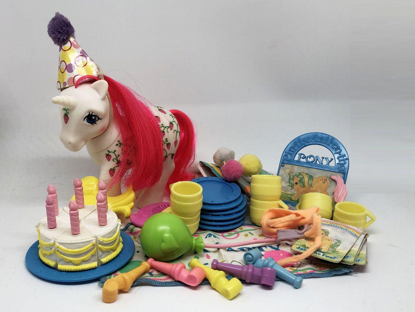 Birthday Playset
