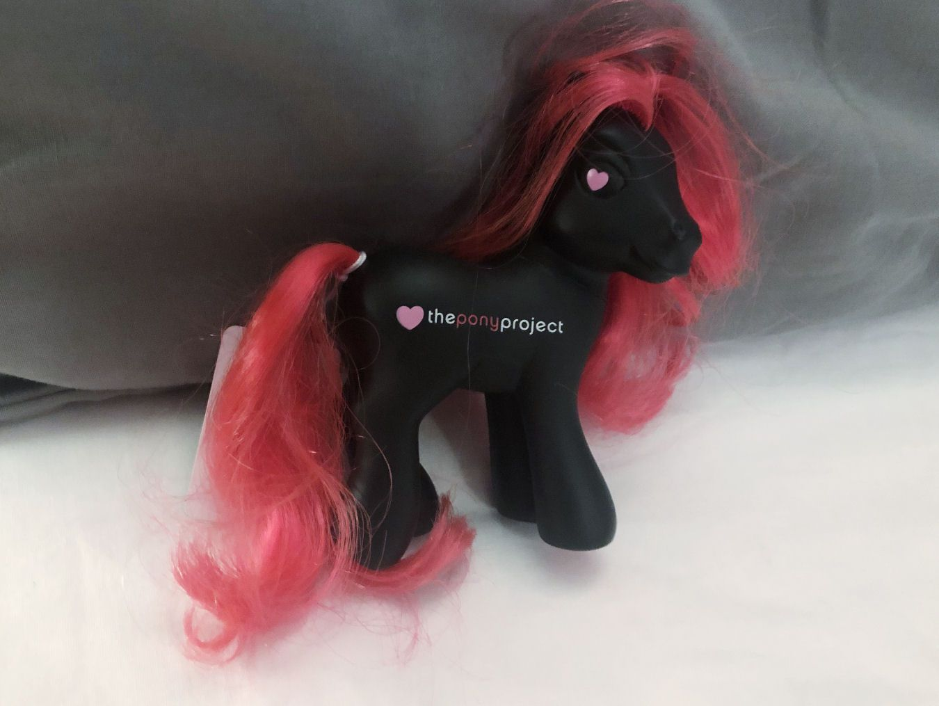 Pony Project (Black)