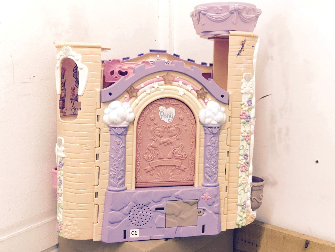 Rainbow Princess Castle