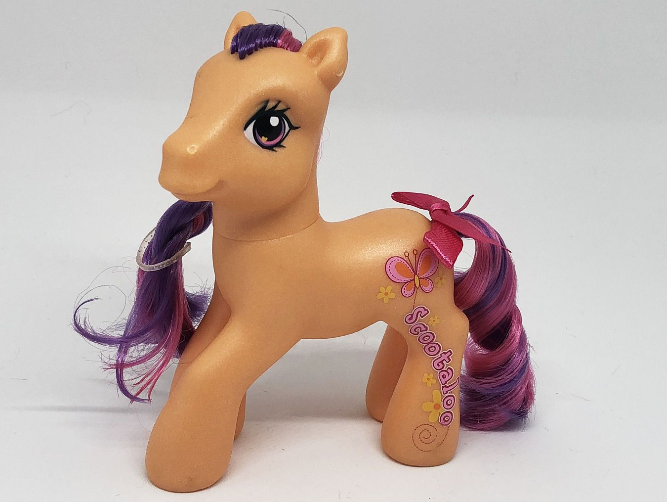 Scootaloo (II) (Name Down Leg)
