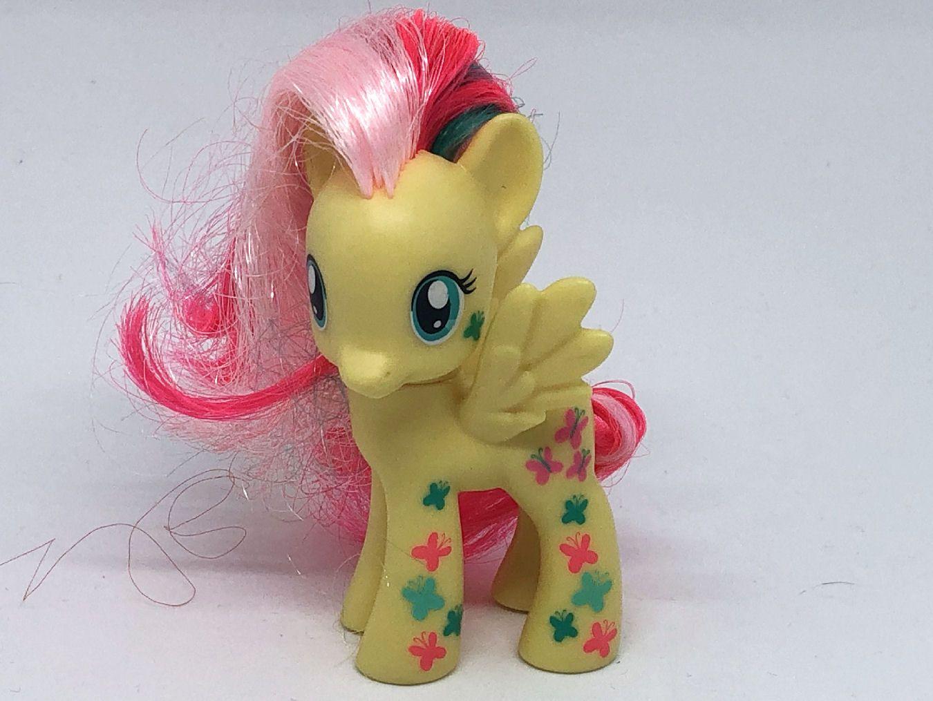 Fluttershy (Rainbow Power Neon)
