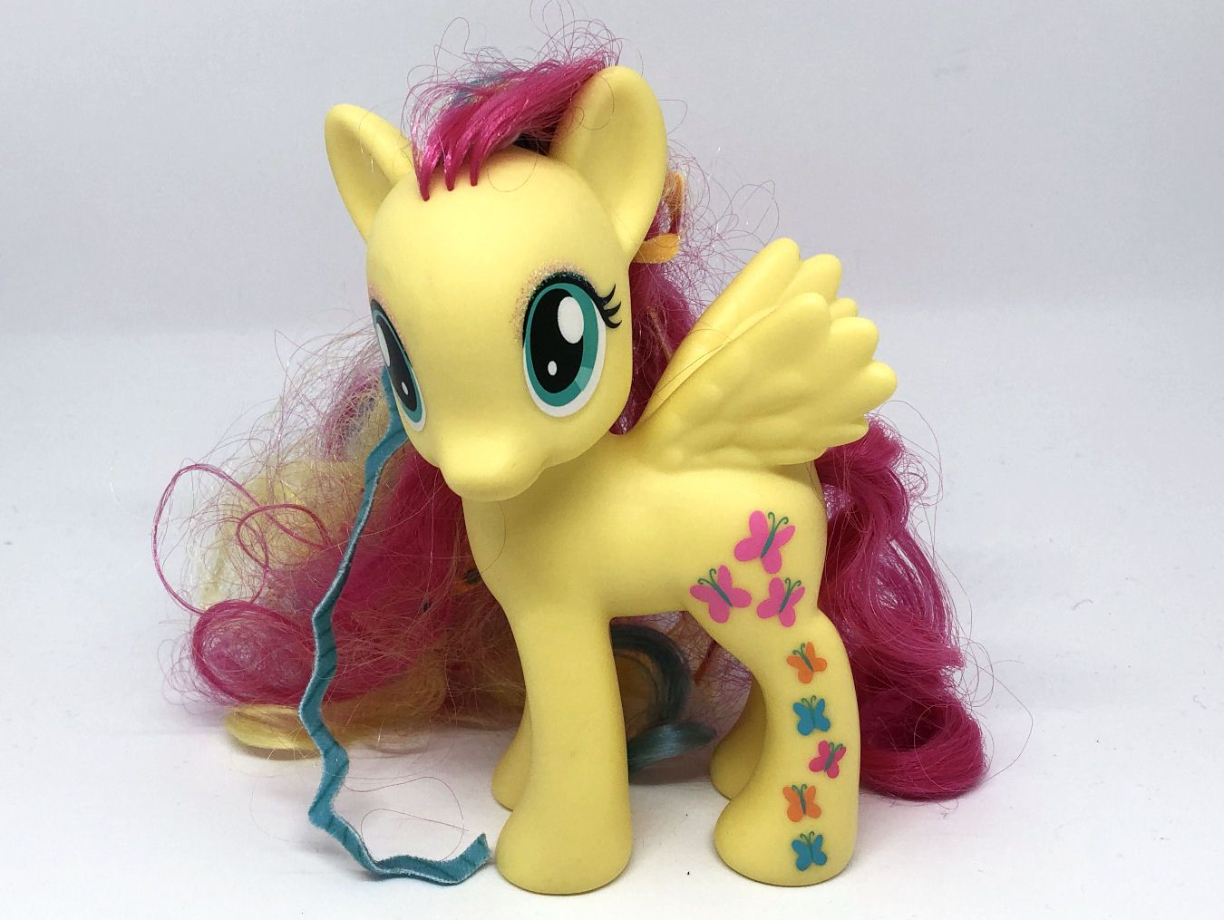 Fluttershy (Rainbow Power Styling Strands) (2)