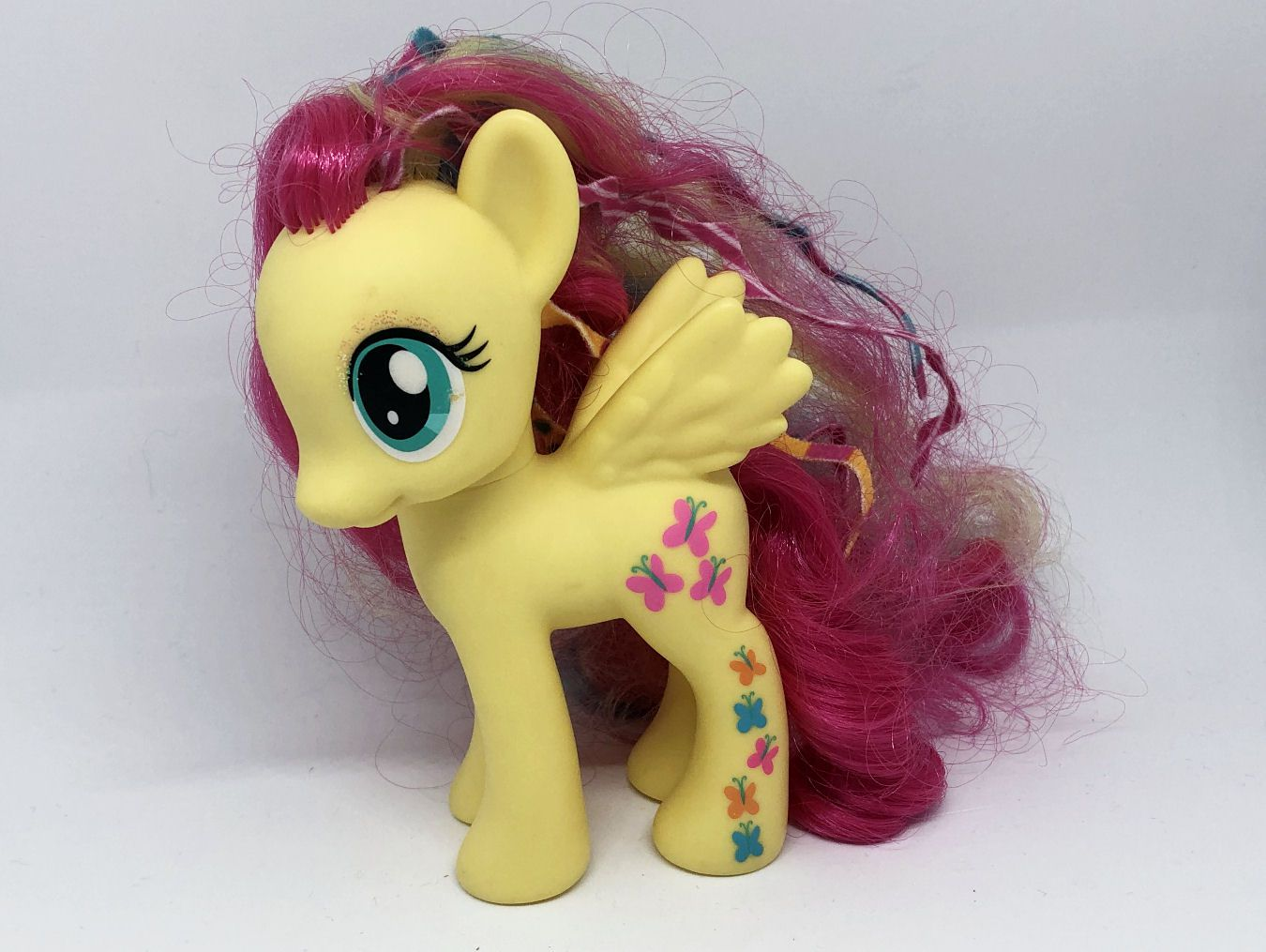 Fluttershy (Rainbow Power Styling Strands) (3)