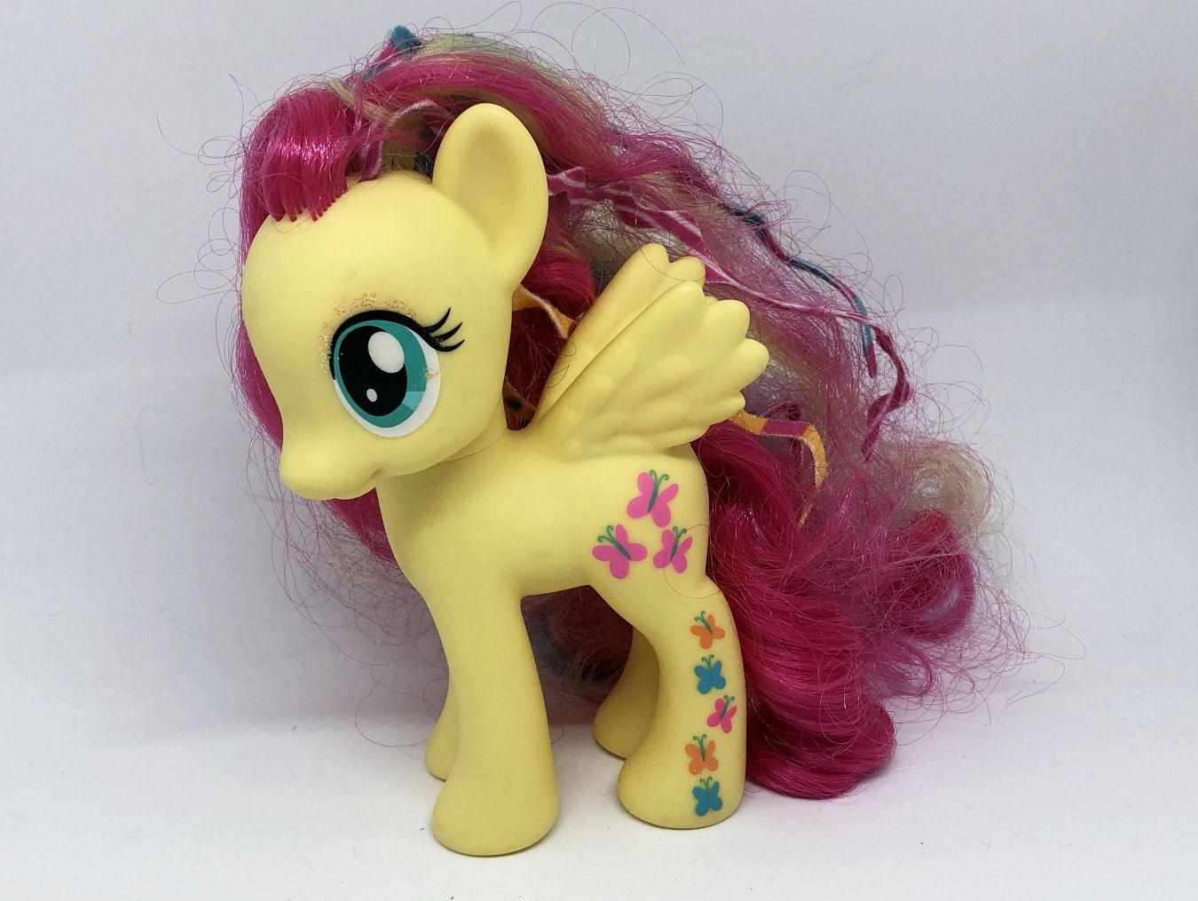 Fluttershy (Rainbow Power Styling Strands) (3)