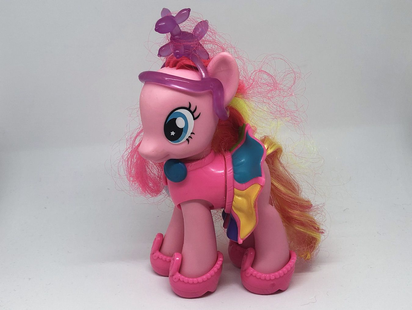 Pinkie Pie (Fashion Style Rainbow Power)