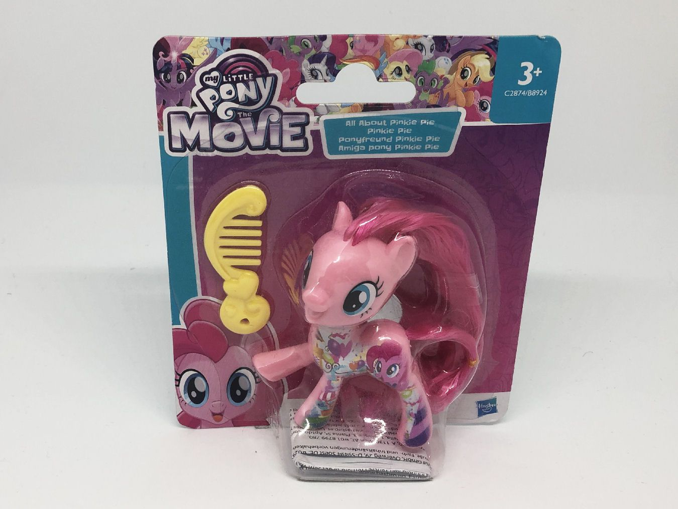 Pinkie Pie (My Little Pony the Movie)