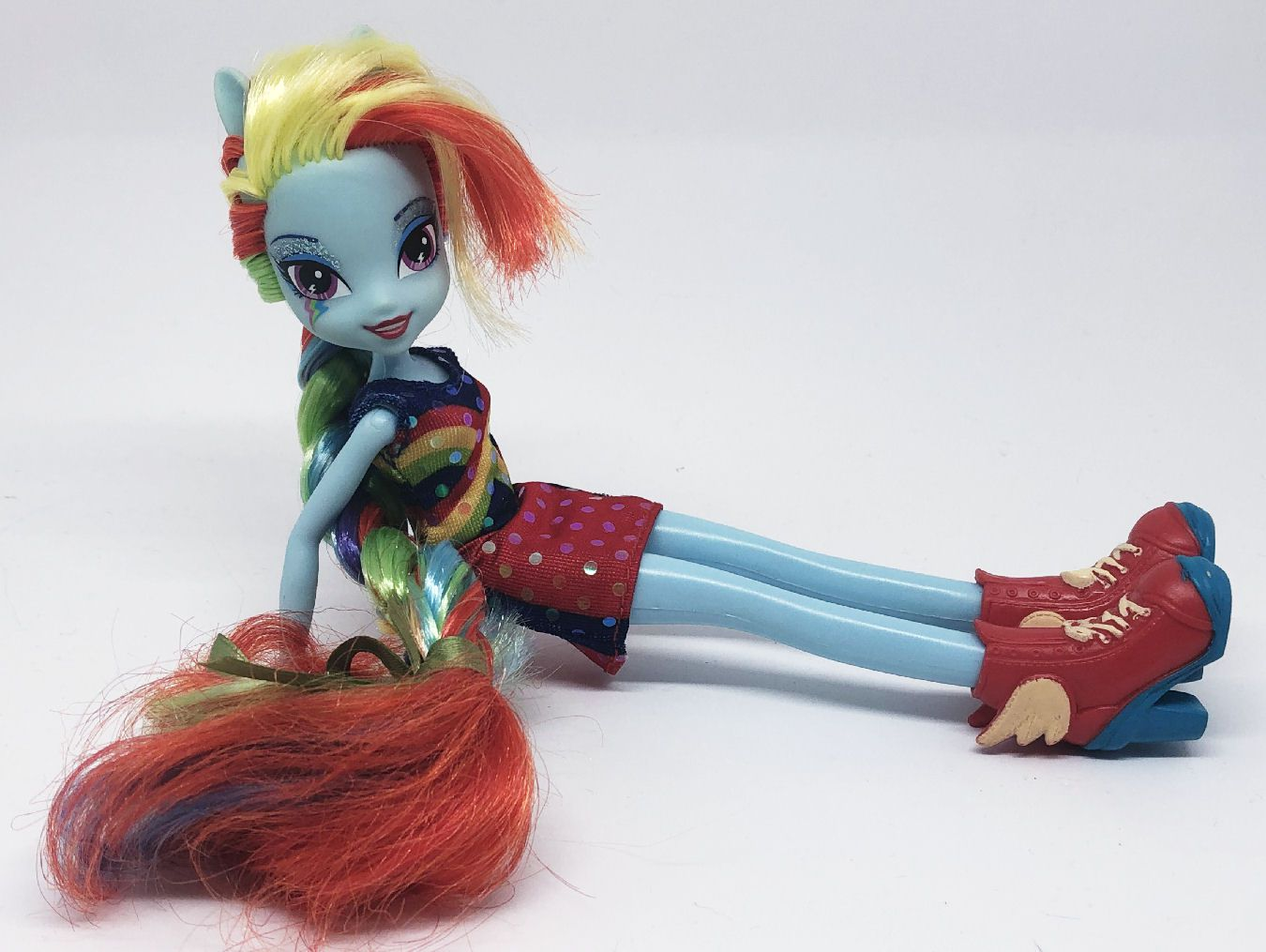 Rainbow Dash (Super Long Hair)