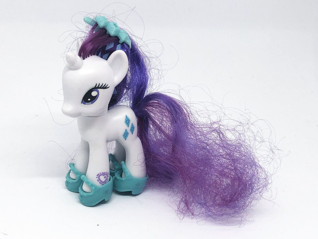 Rarity (Cutie Mark Magic - Magic Ribbon)