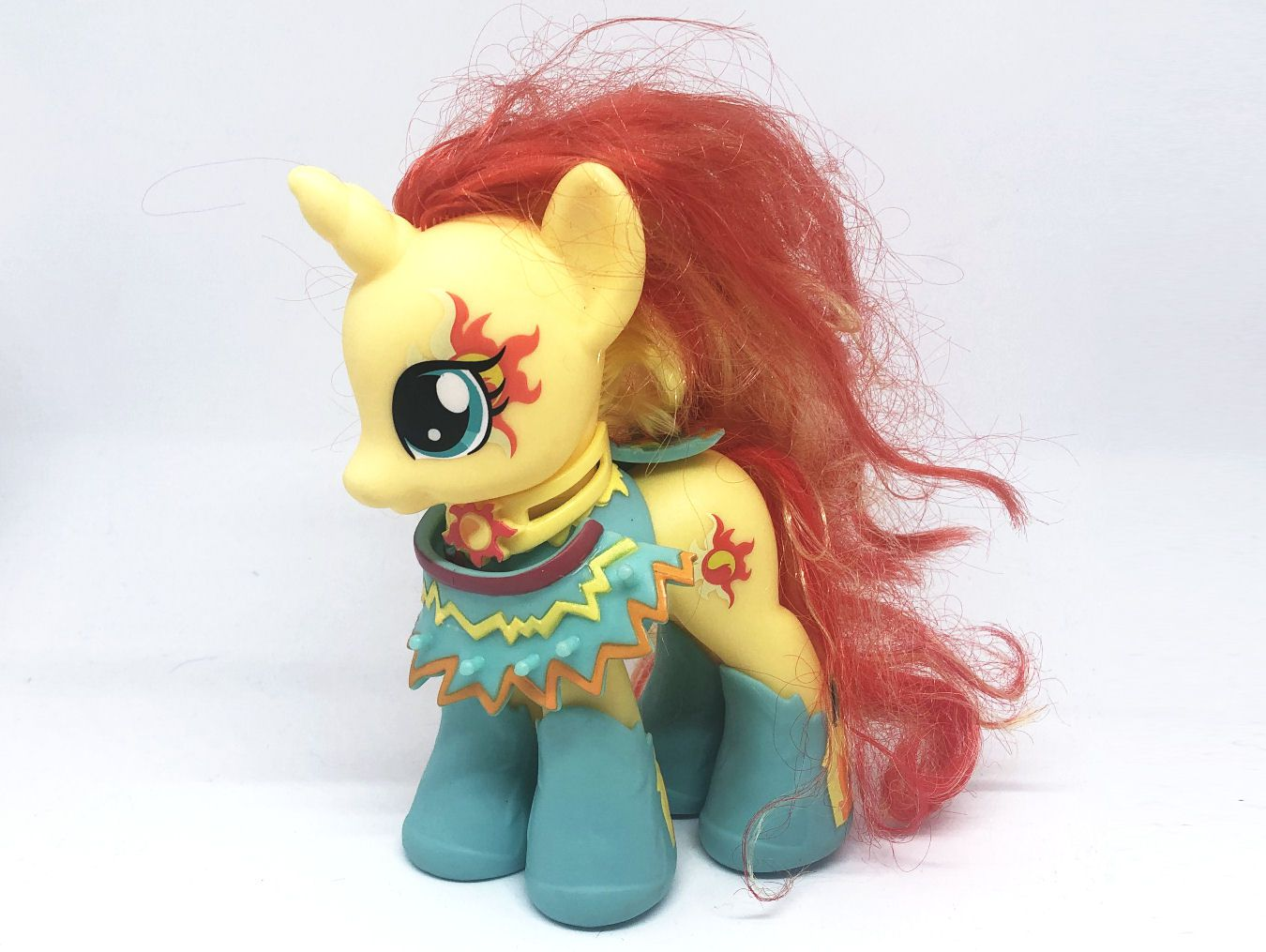 Sunset Shimmer (Cutie Mark Magic - Fashion Style) (2)